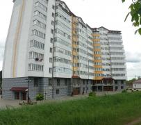 "Apartments in Ivano-Frankivsk (LCD ""Jubileiny"")"