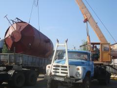 Аренда автокранов по Броварам Киевская область