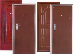 """Броньовані двері """"під ключ"""""""