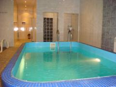 Будинок подобово c теплим басейном на Десні