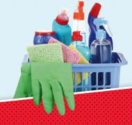 Household chemicals - wholesale. Delivery in Kiev and Ukraine