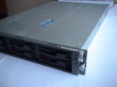 HP Prolaint DL380 G3 6x73 UltraSCSI 8core 6GB