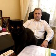 The lawyer in Kiev. A family lawyer