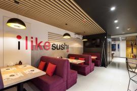 We offer a turnkey business, Franchise iLikeSushi